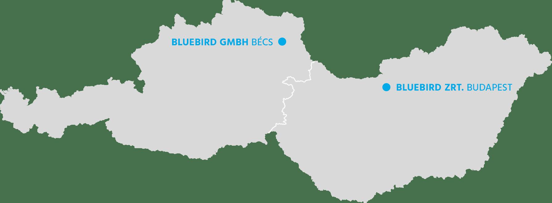 Bluebird offices