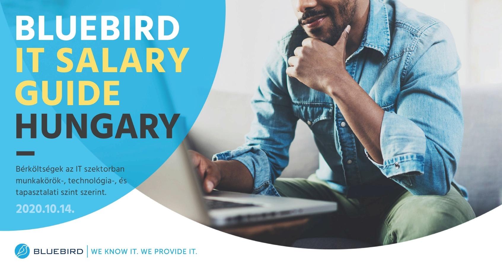 Fizetések az IT szektorban - Bluebird