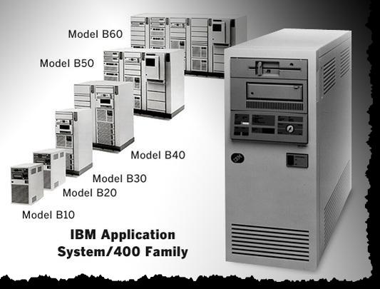 IBM AS/400 - Bluebird blog
