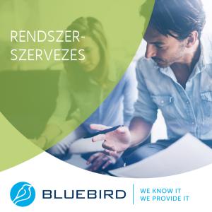 Szoftverfejlesztés - rendszerszervezés - Bluebird