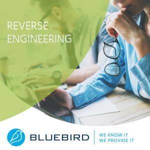 Szoftverfejlesztés - reverse engineering - Bluebird