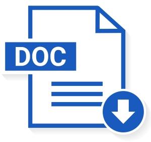 CV minta letöltés - doc - Bluebird