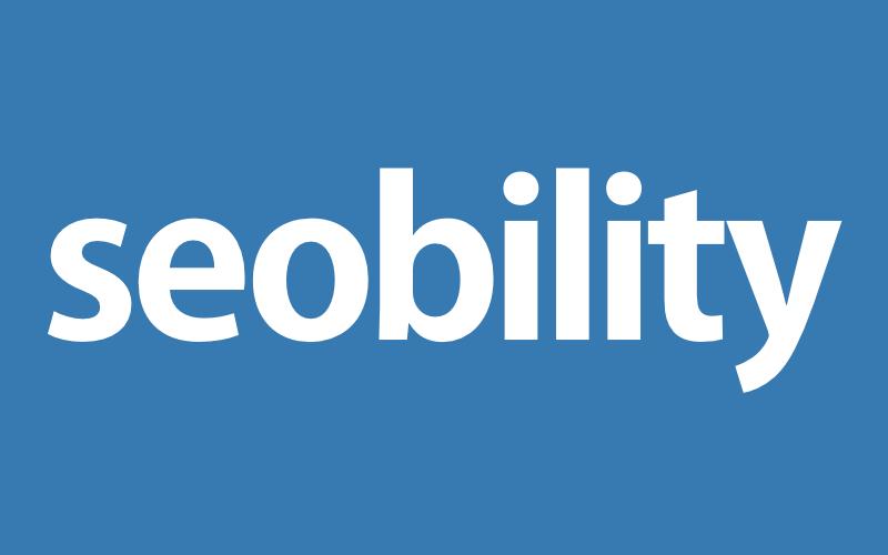 Weblap fejlesztés - Seobility tool