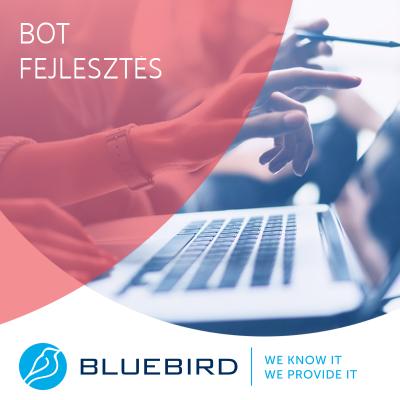 Bot fejlesztés - Bluebird