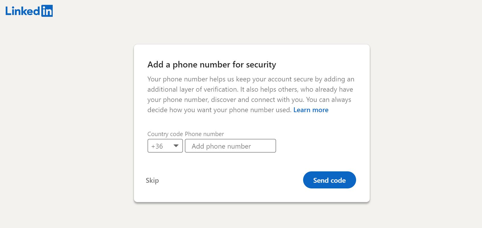 Telefonszám megadása - Bluebird másolata